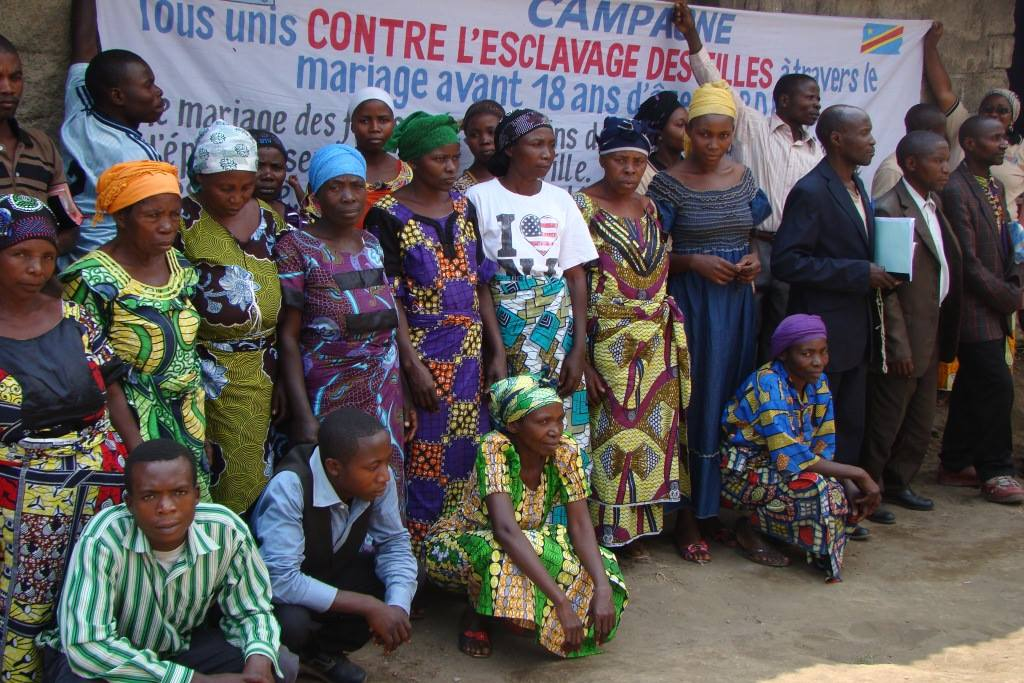 women for equal chances congo
